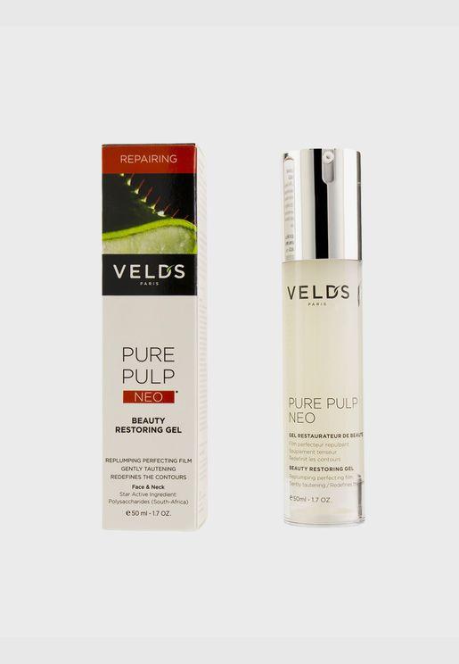 جل مرمم Pure Pulp Neo Beauty - للوجه والعنق