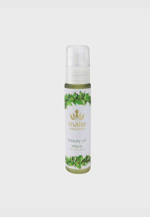 Organics Koke'e Beauty Oil