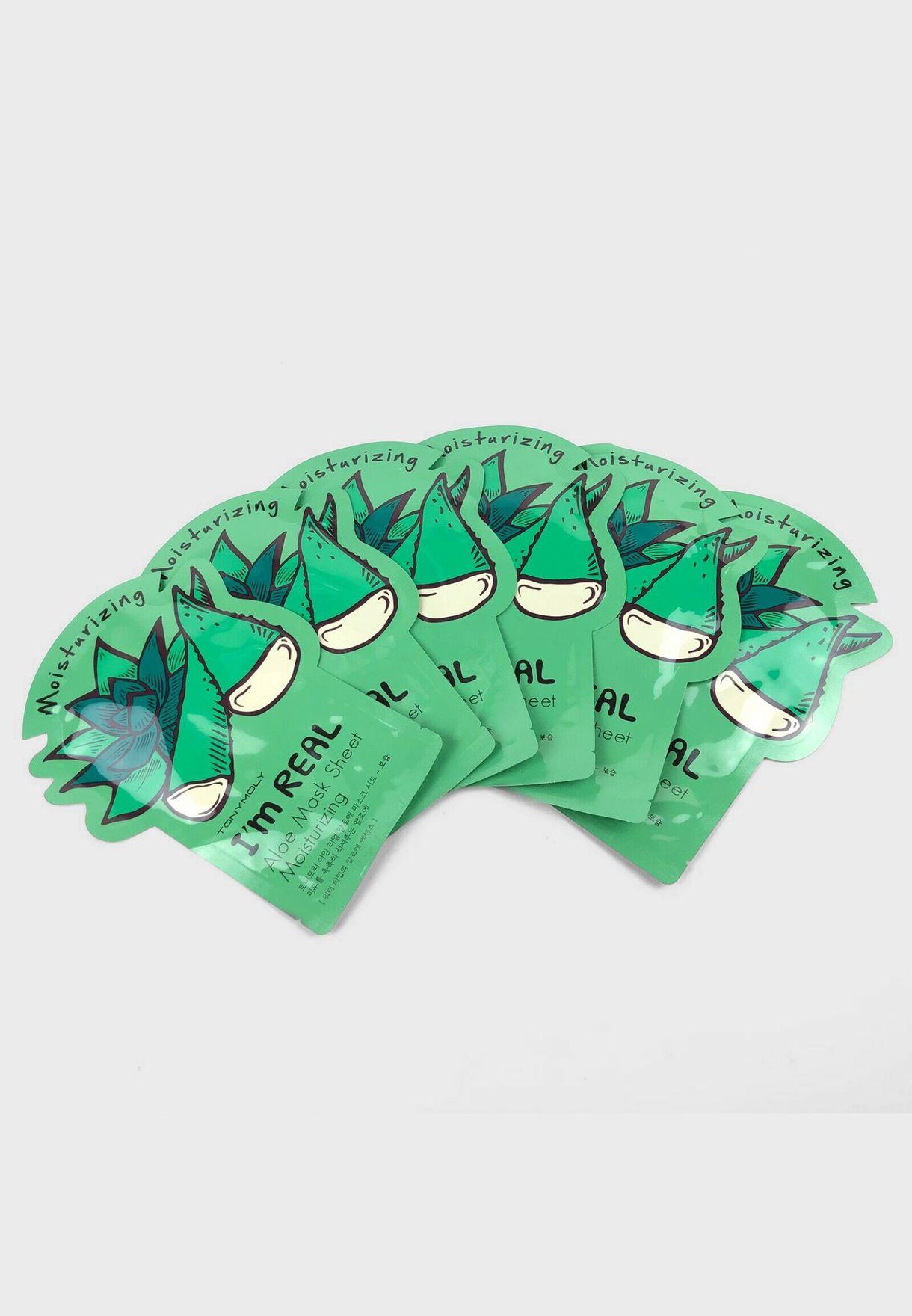 I Am Aloe Mask Sheet