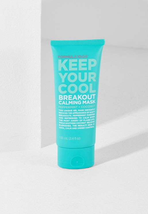 Keep Your Cool Breakout Calming Mask