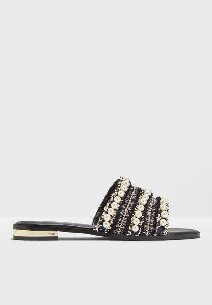 Rosalie Flat Sandals