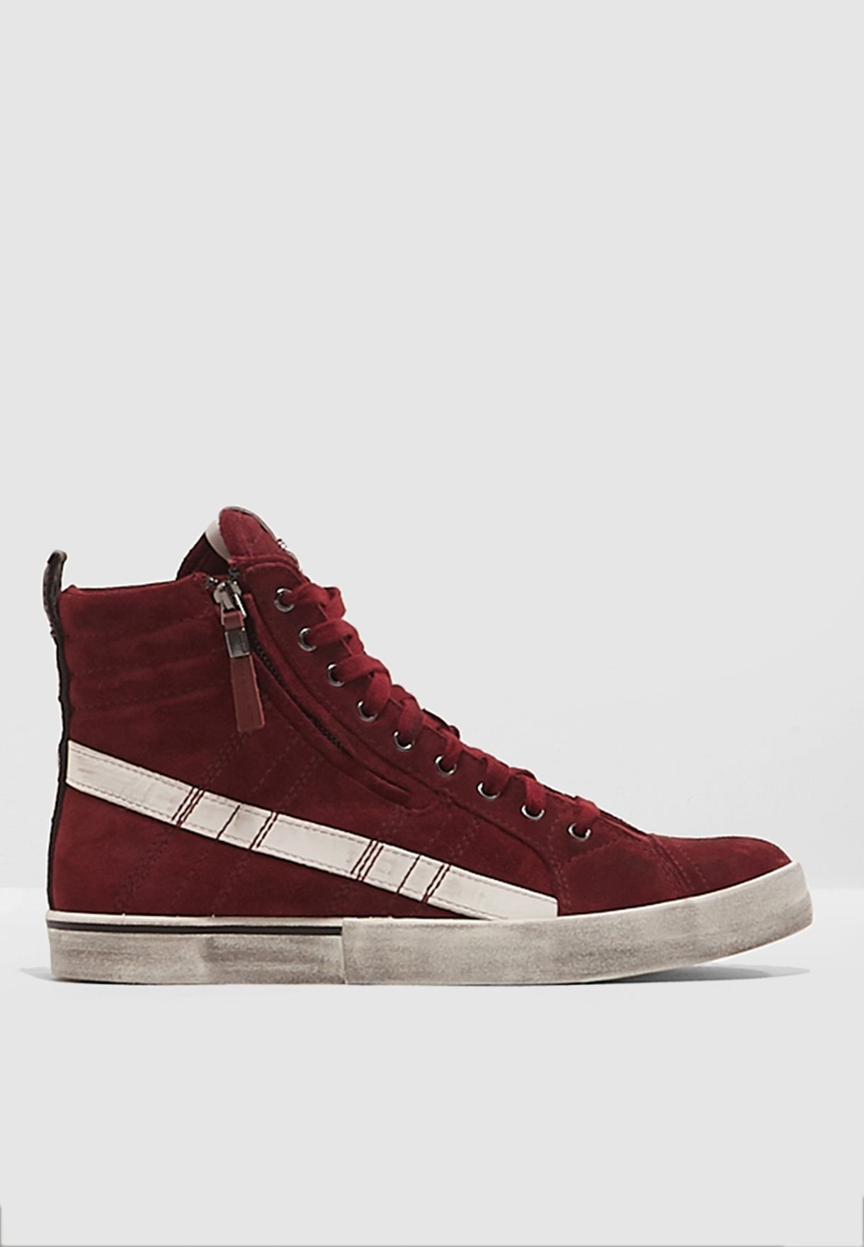 D-Velow Mid LaceSneakers