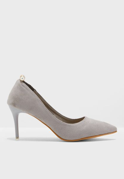 Antoline Heeled Pumps