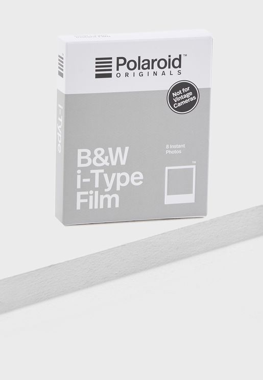 Polaroid Black & White Film Pack Of 8
