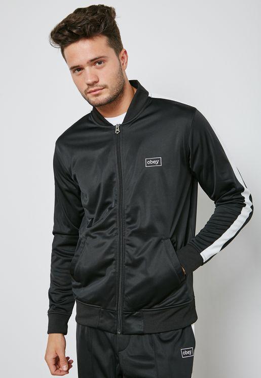 Borstal Track Jacket