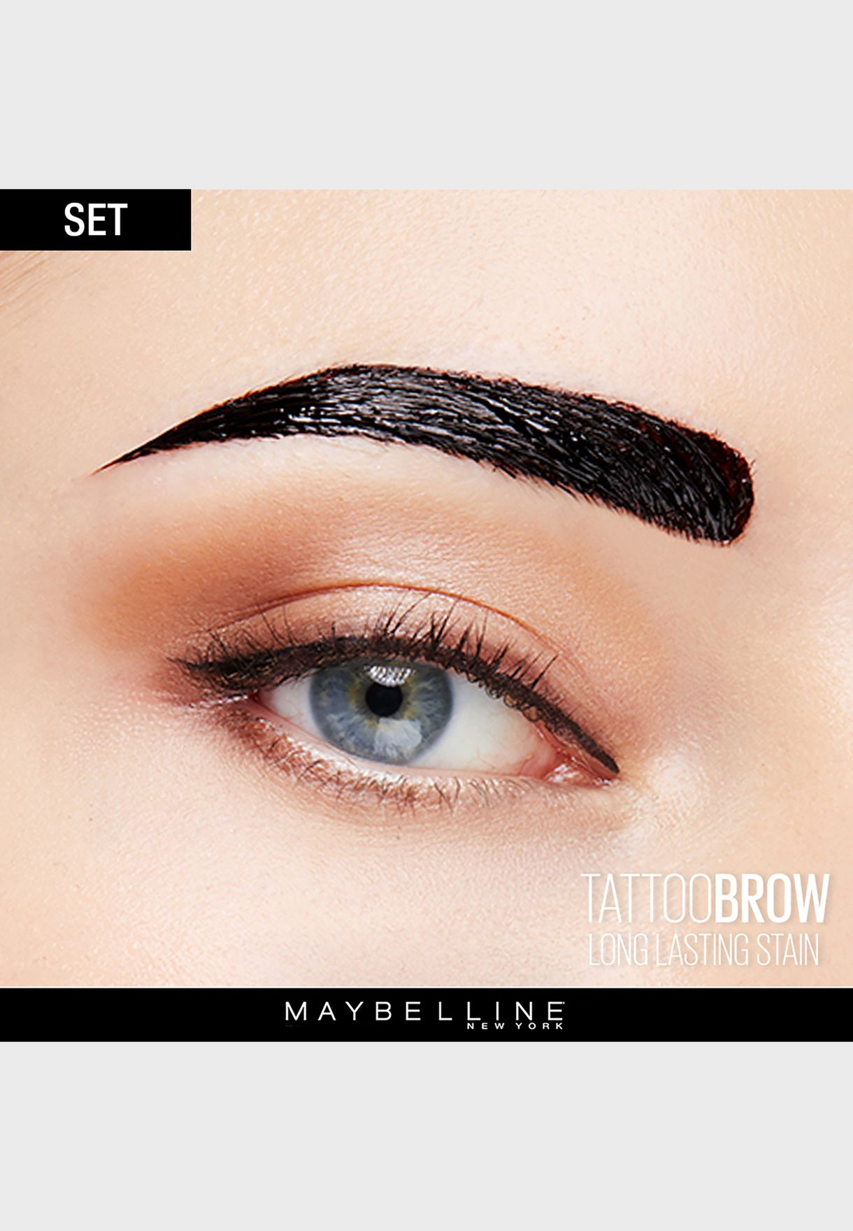 Brow Tattoo Peel Off Tint Dark Brown