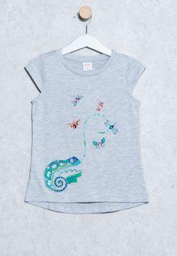 Youth Lizard T-Shirt
