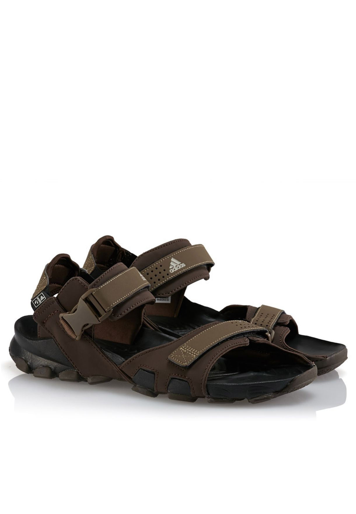 2bd4d9204e58 Shop adidas browns Cyprex Ultra Sandal D66456 for Men in Saudi ...