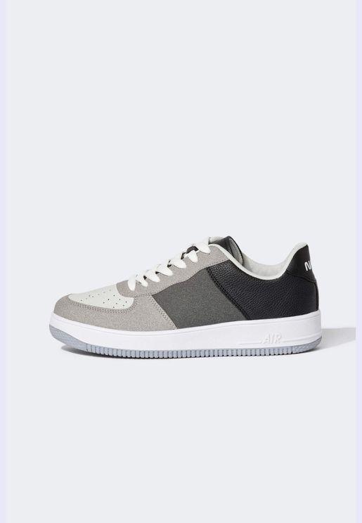 Nasa Lisansli Bağcıklı Spor Ayakkabı
