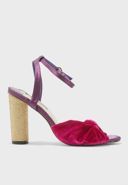 Bella Heeled Sandals