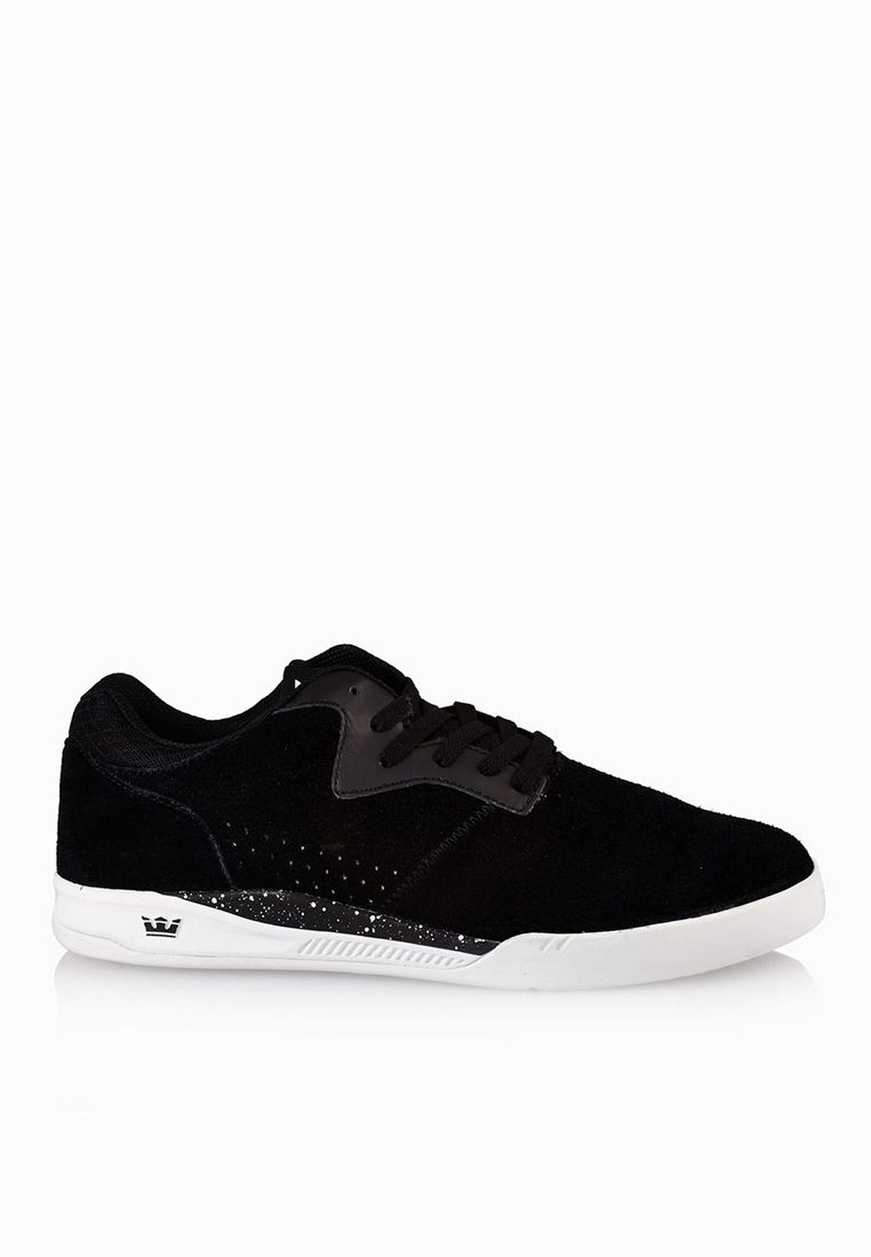20dc95a0cabf Shop Supra black Quattro Sneakers for Men in UAE - SU673SH78QCV