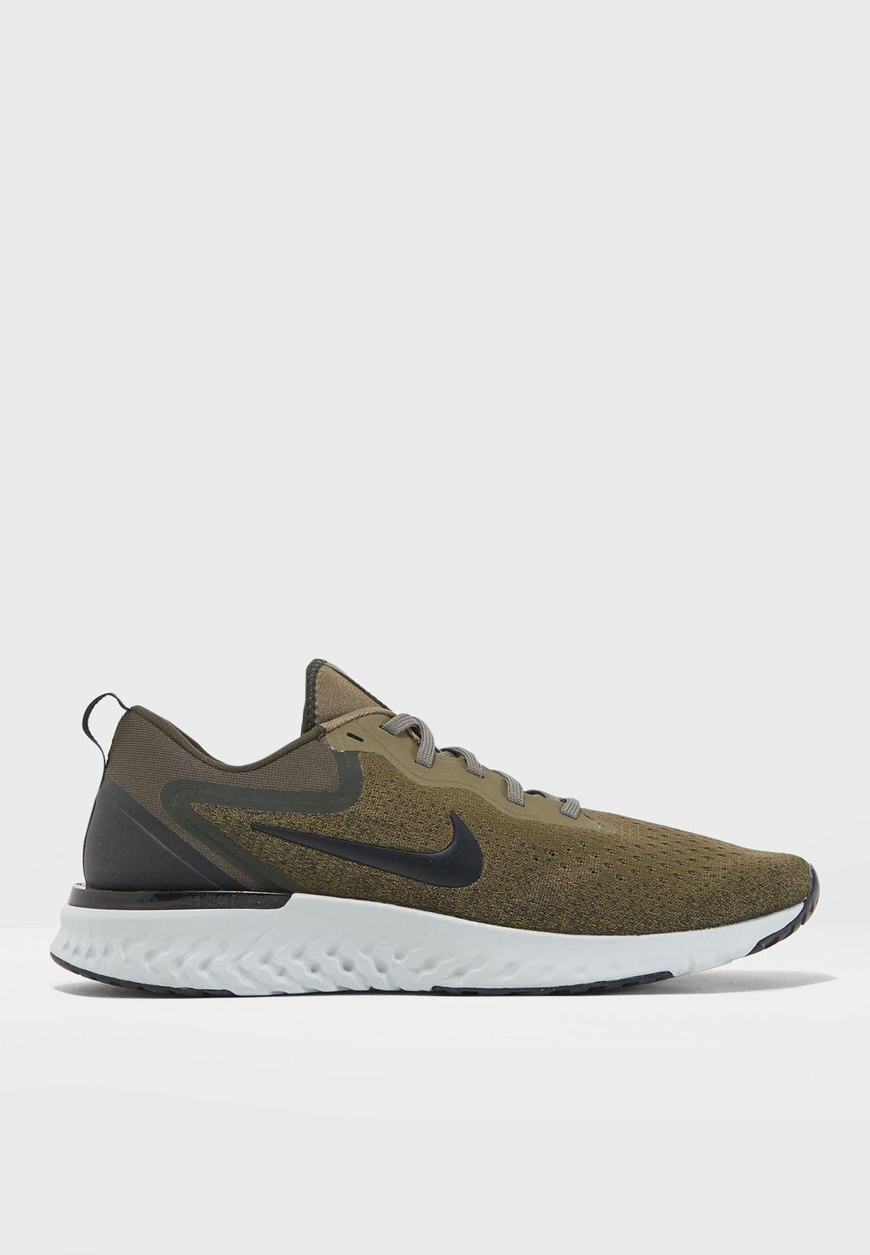 official photos 1503b b39a1 Shop Nike green Odyssey React AO9819-200 for Men in UAE - NI727SH78KCN