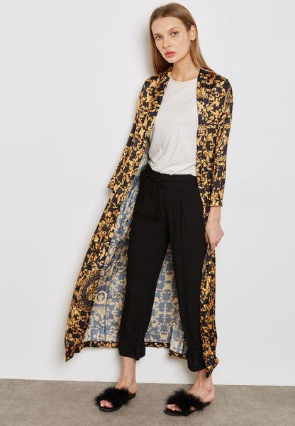 Baroque Longline Kimono