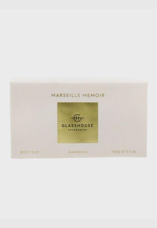 Body Bar - Marseille Memoir (Gardenia)