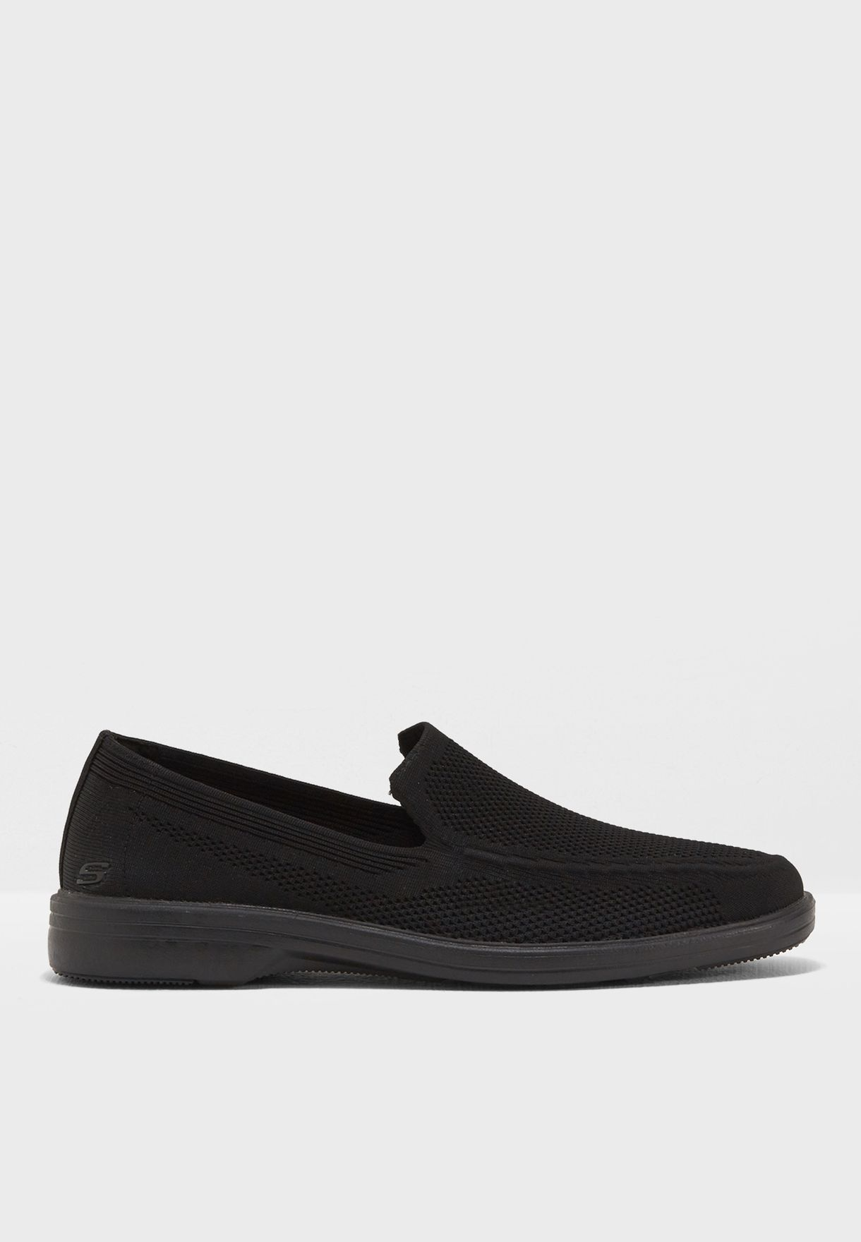 Es barato Intentar Reunión  Buy Skechers black Walson - Morado for Men in MENA, Worldwide | 65294-BBK