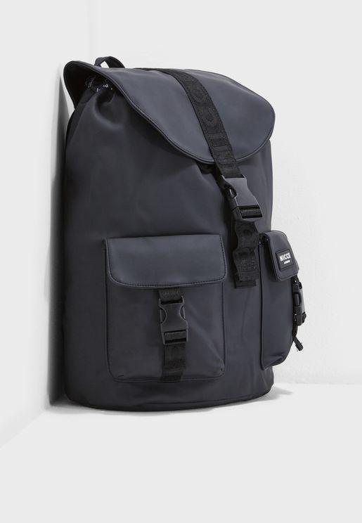 Rubber Matte Backpack