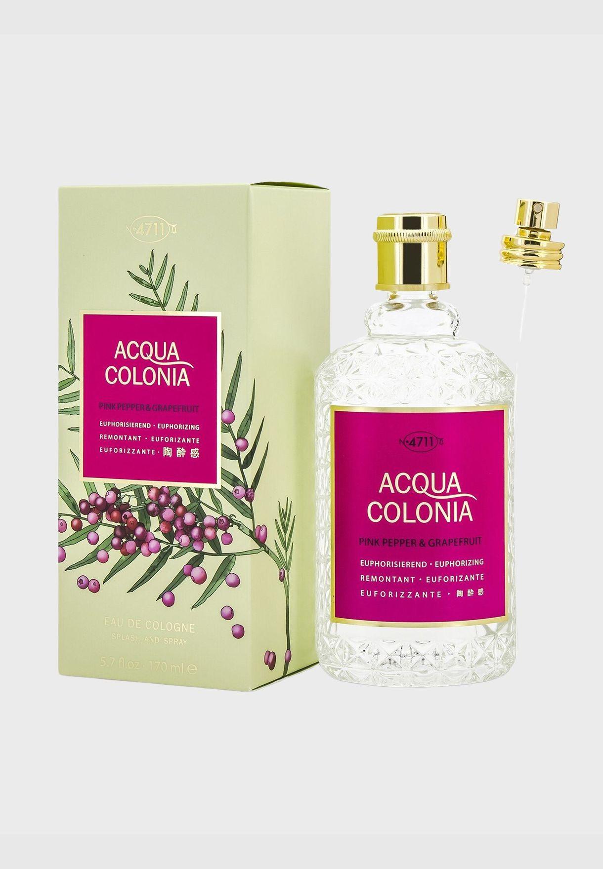 Acqua Colonia Pink Pepper & Grapefruit ماء كولونيا سبراي