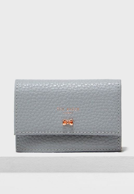 Eves Textured Concertin Cardholder