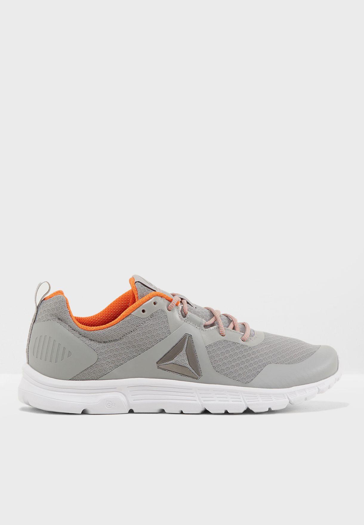 82cd00b0c7748 Shop Reebok grey Run Supreme 4.0 CN1803 for Men in UAE - RE019SH68UVV