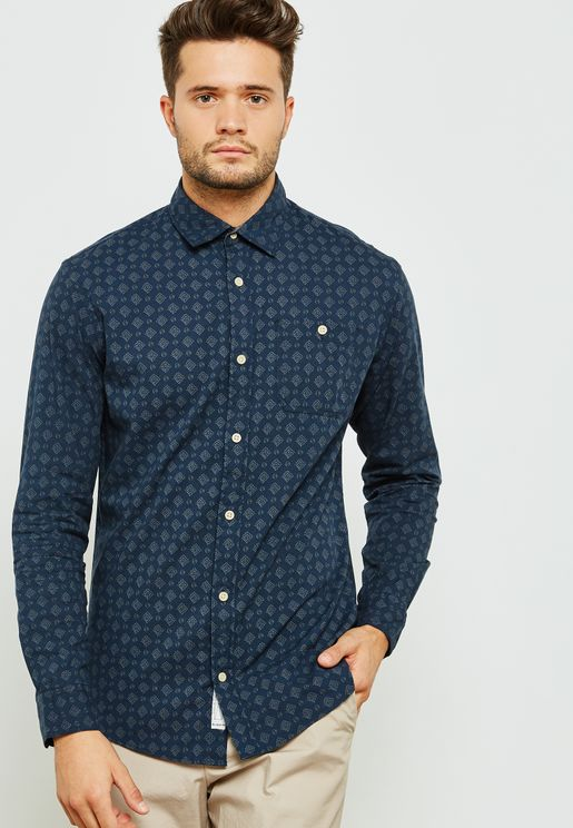 Anton One Pocket Shirt