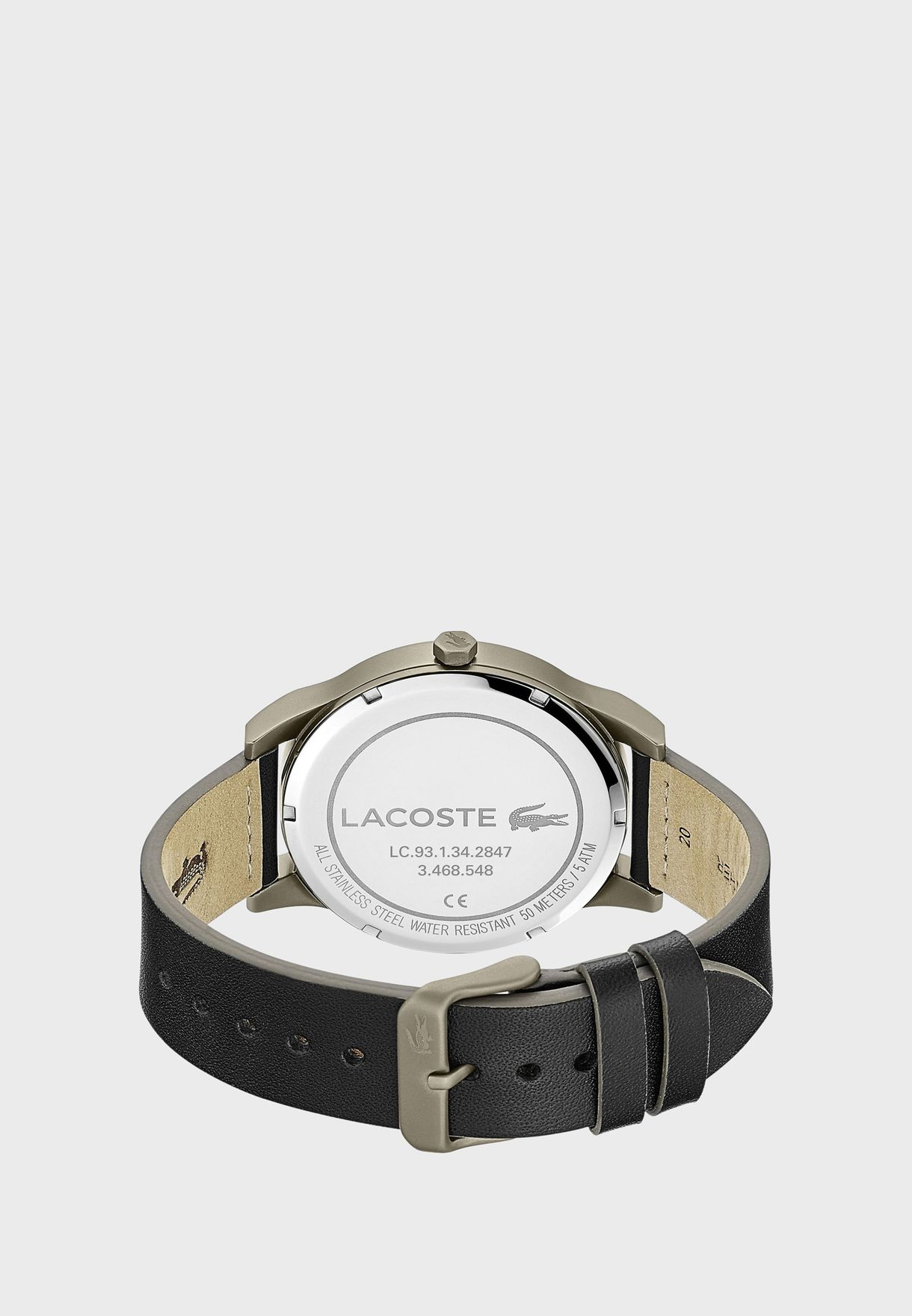 Lacoste KYOTO Leather Strap Watch for Men - 2011001
