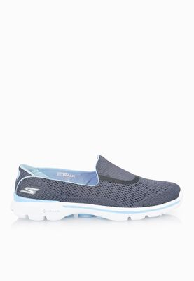 Skechers Go Walk 3 Strike Comfort Shoes