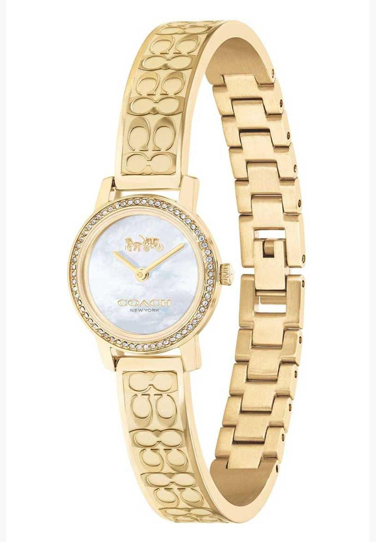 Coach Audrey Steel Strap Watch for Women - 14503497