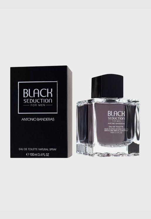 Seduction in Black (Black Seduction) ماء تواليت بخاخ