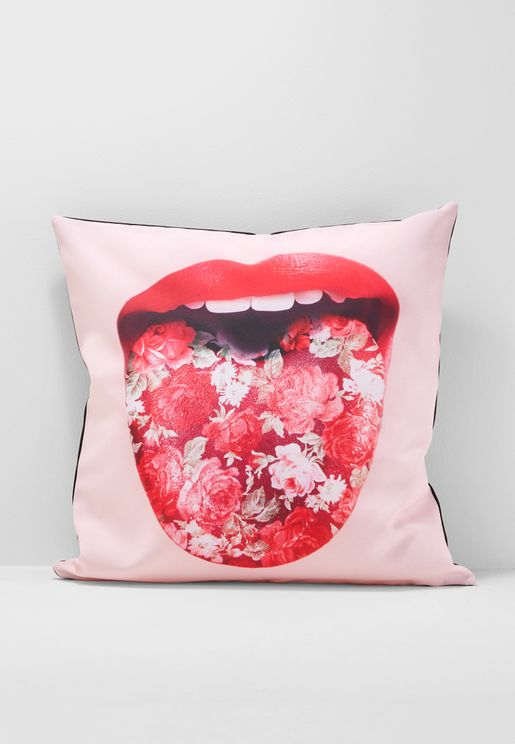 Strawberry Tongue Cushion Insert Included