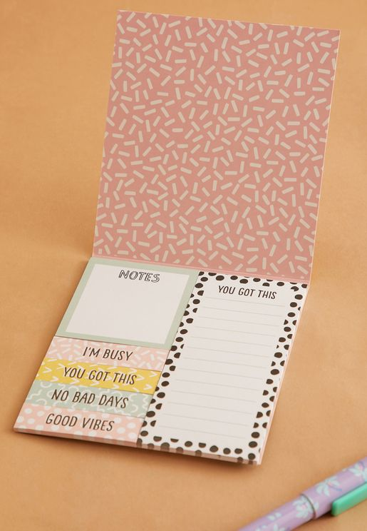 You Got This Sticky Notes Set
