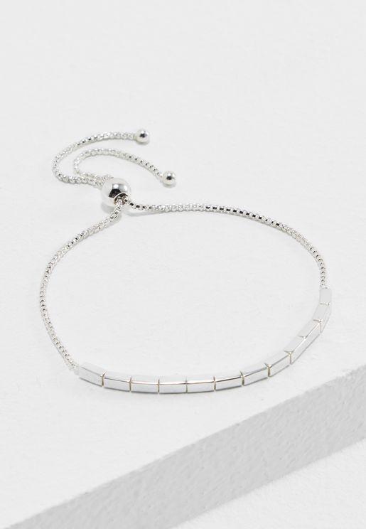 Adjustable Articulated Bracelet