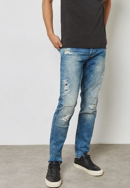 Loom Washed Jeans