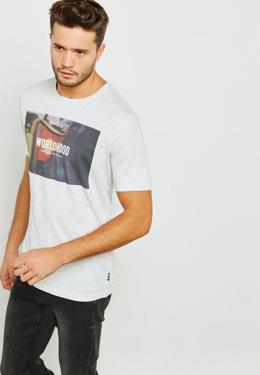 Falkner Crew Neck T-Shirt