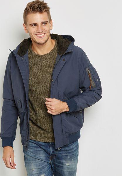 Aron Bomber Jacket