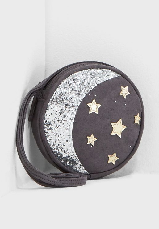Kids Star and Moon Bag