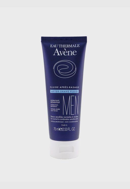 Homme After-Shave Fluid (For Sensitive & Problem Skin)