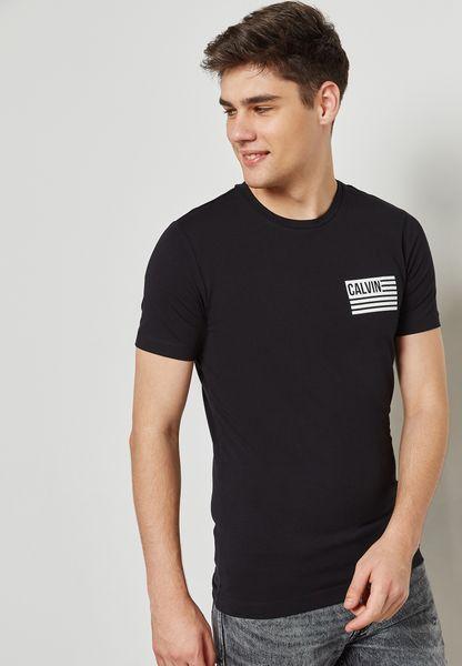 Chest Flag logo T-Shirt