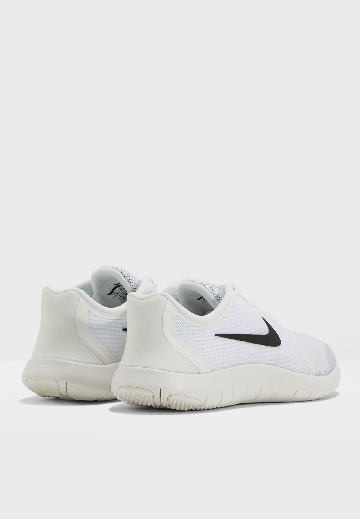 7ee89287a206f Shop Nike white Flex Contact 2 Youth AH3443-100 for Kids in UAE ...