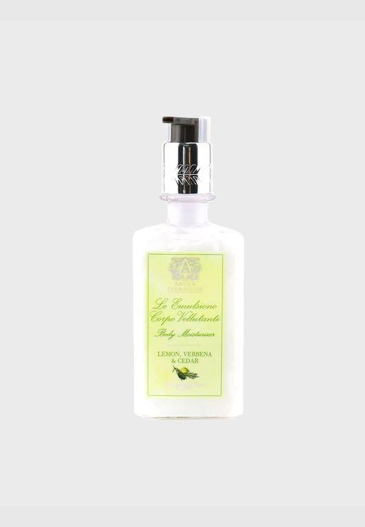 مرطب للجسم - Lemon, Verbena & Cedar