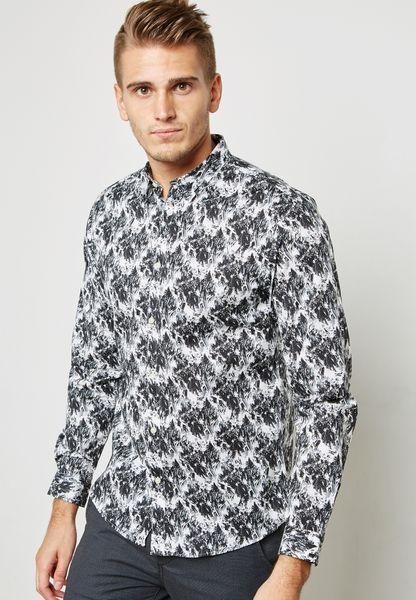 Anton Printed Shirt
