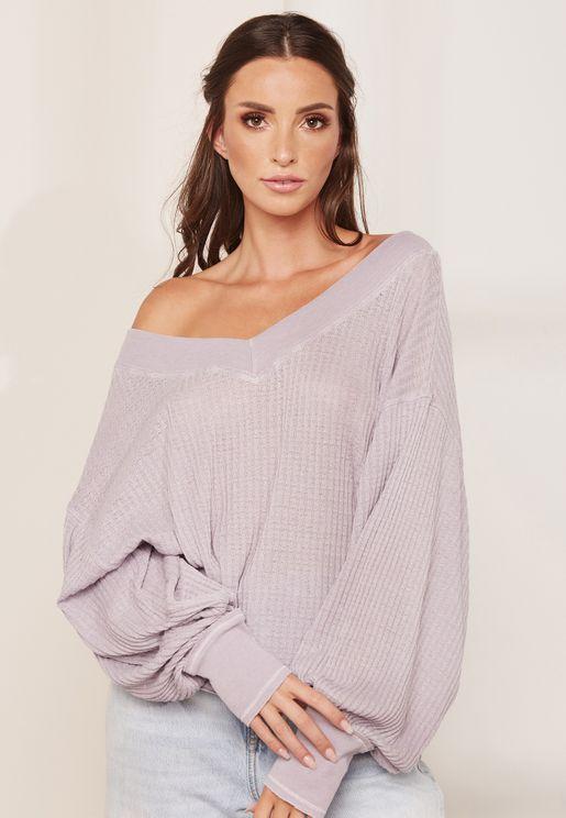 Southside V-Neck Sweater