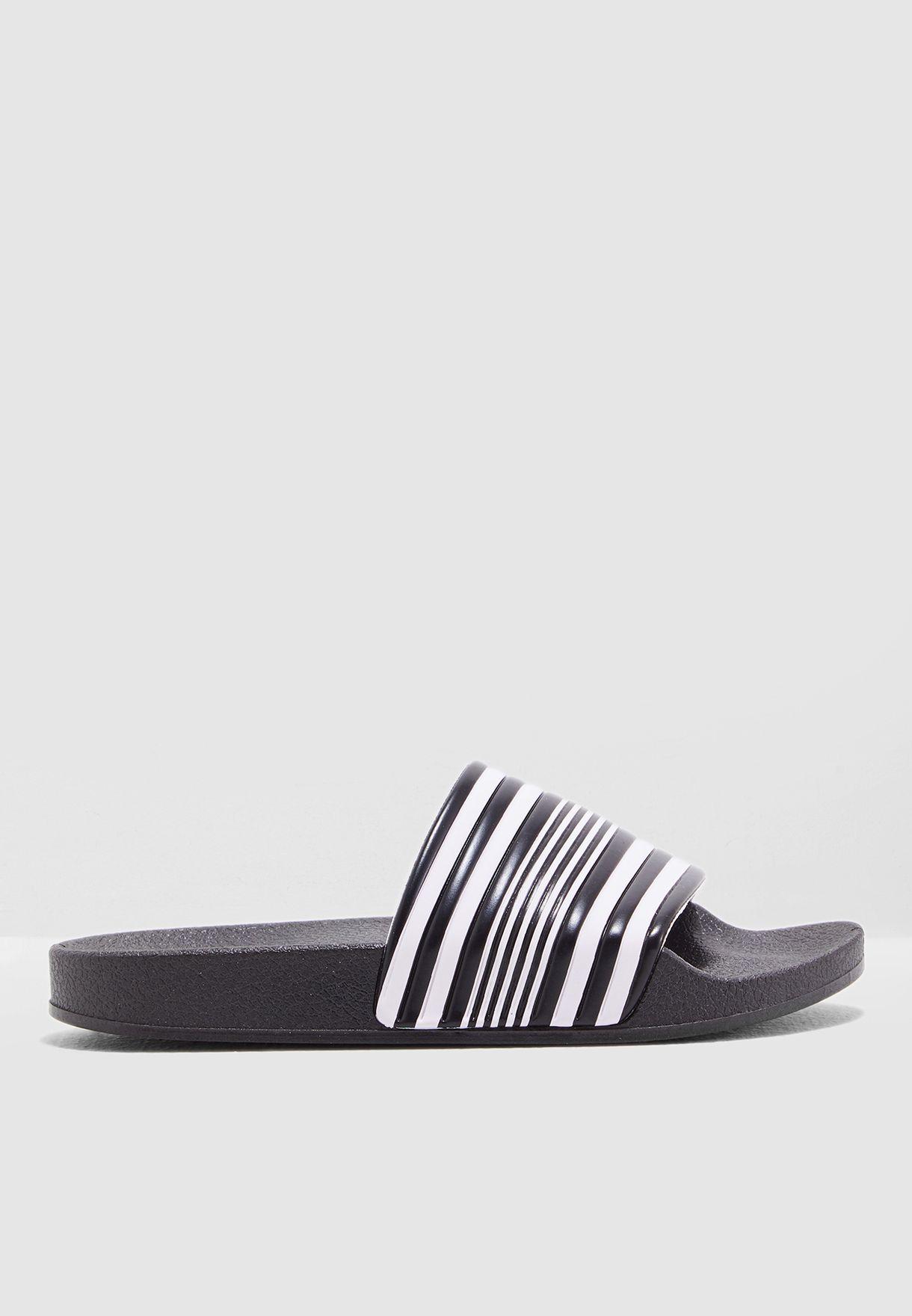 Stripes Sandals