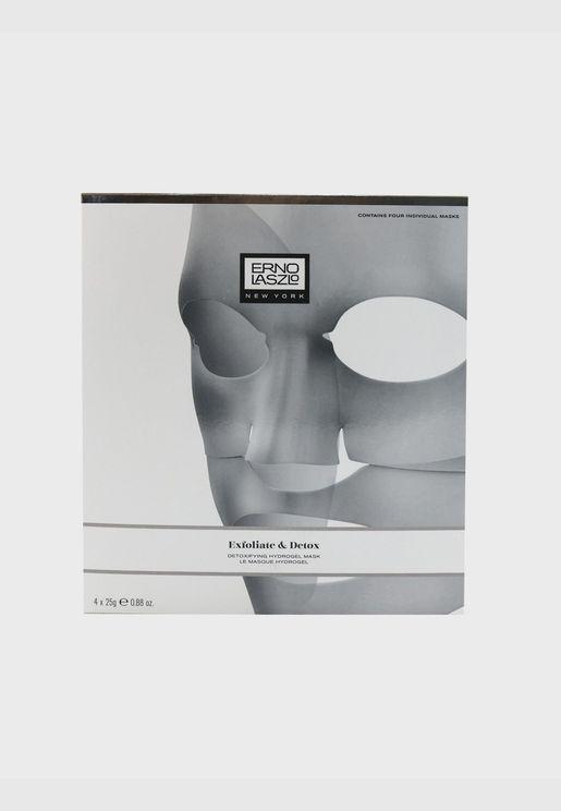 Detoxifying Hydrogel Mask