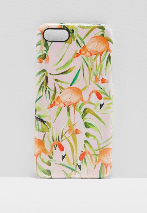 Sorbet Flamingo iPhone 7 Case