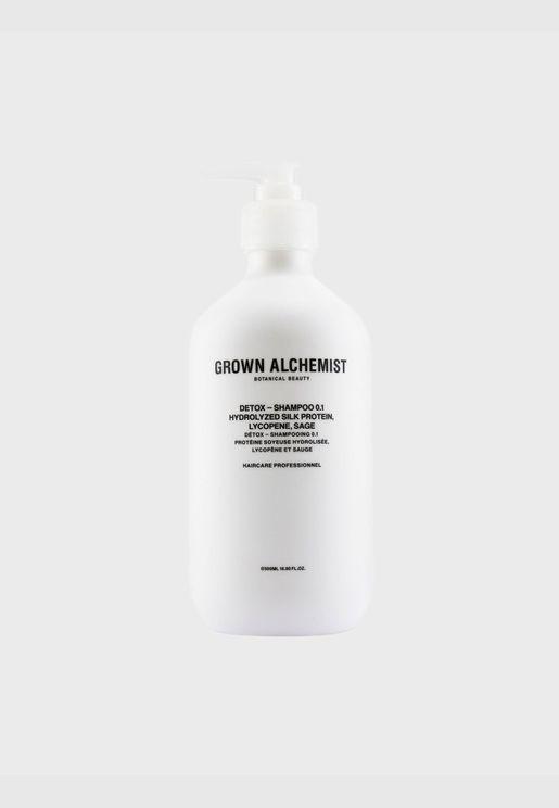 Detox - Shampoo 0.1