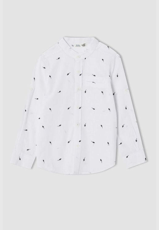 Boy Long Sleeve Shirt
