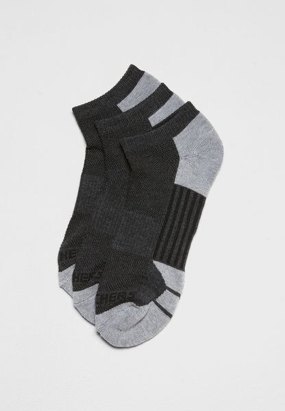 3 Pack Low Cut Socks