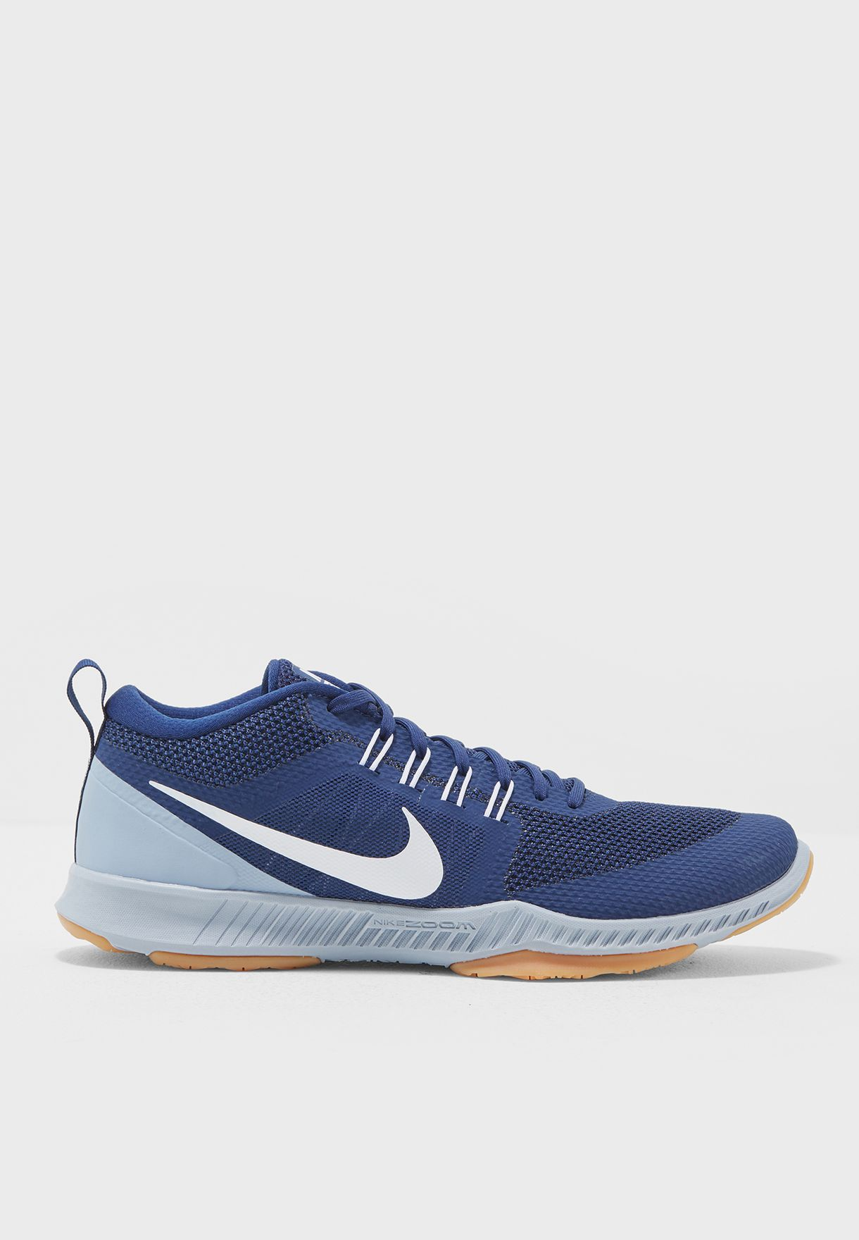 b7ff23b289426 Shop Nike navy Zoom Domination TR 917708-404 for Men in UAE ...