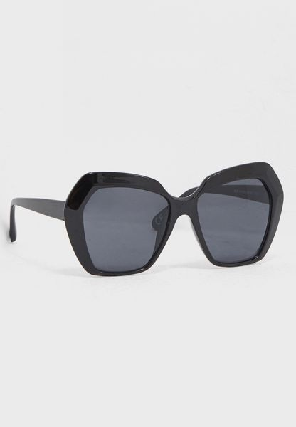 Angie Angular Sunglasses