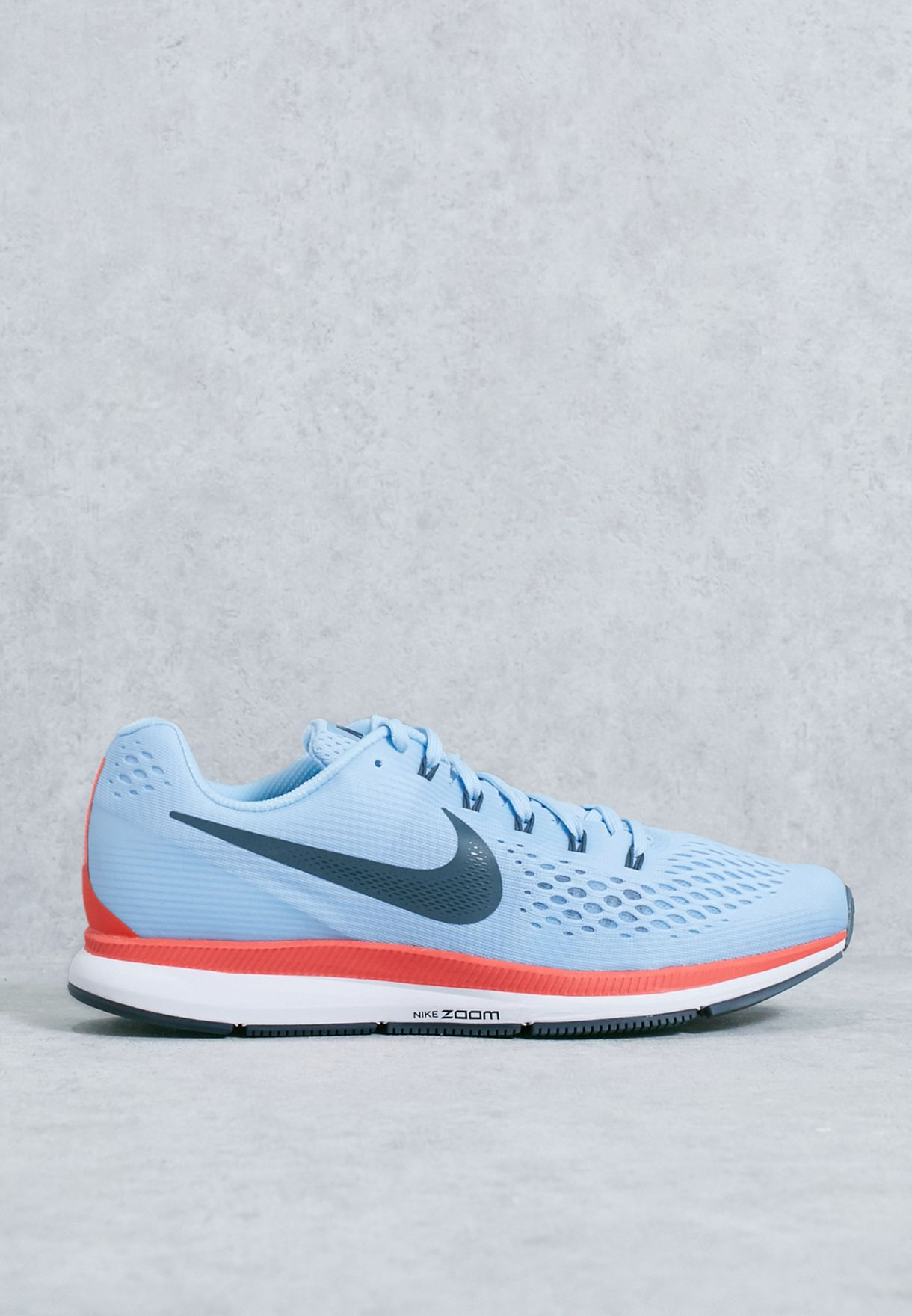 6b566c6fa902 Shop Nike blue Air Zoom Pegasus 34 880555-404 for Men in UAE ...